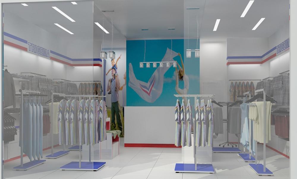 Ремонт магазинов, торговых помещений, точек и павильонов